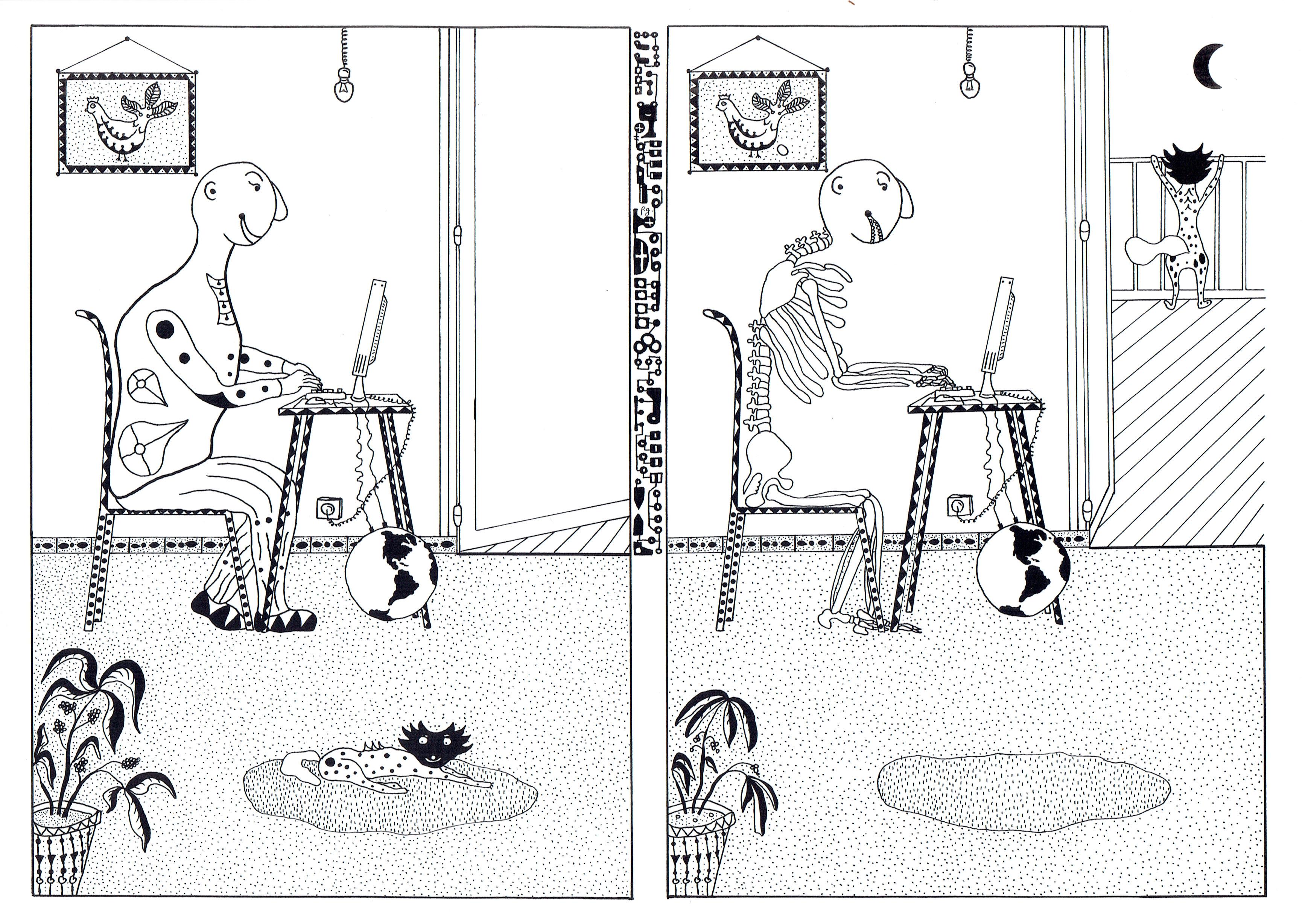 patrick gourgouillat - Monsieur Doggy