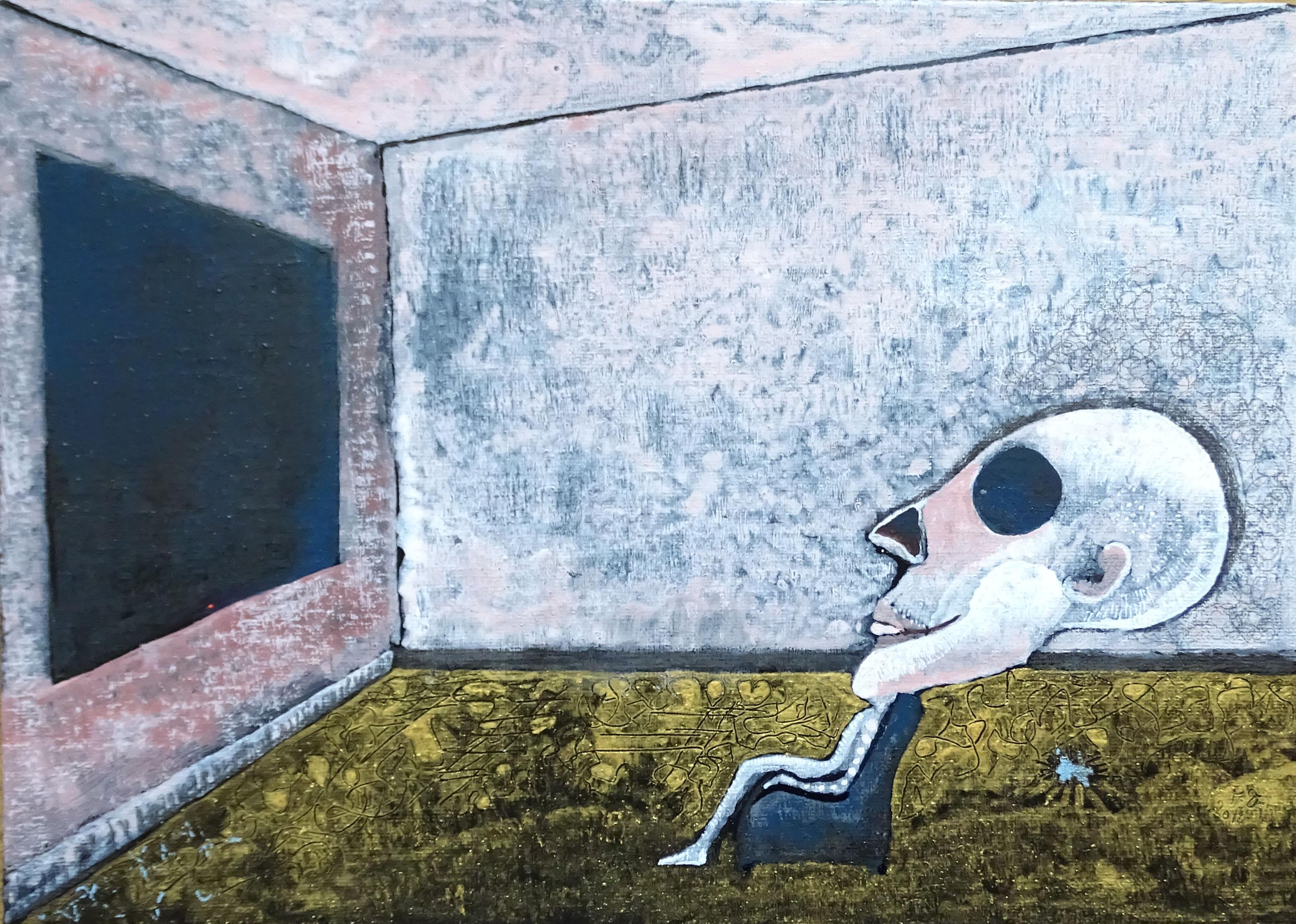 solitude fantaisiste - 2018 - p.g. [patrick gourgouillat]