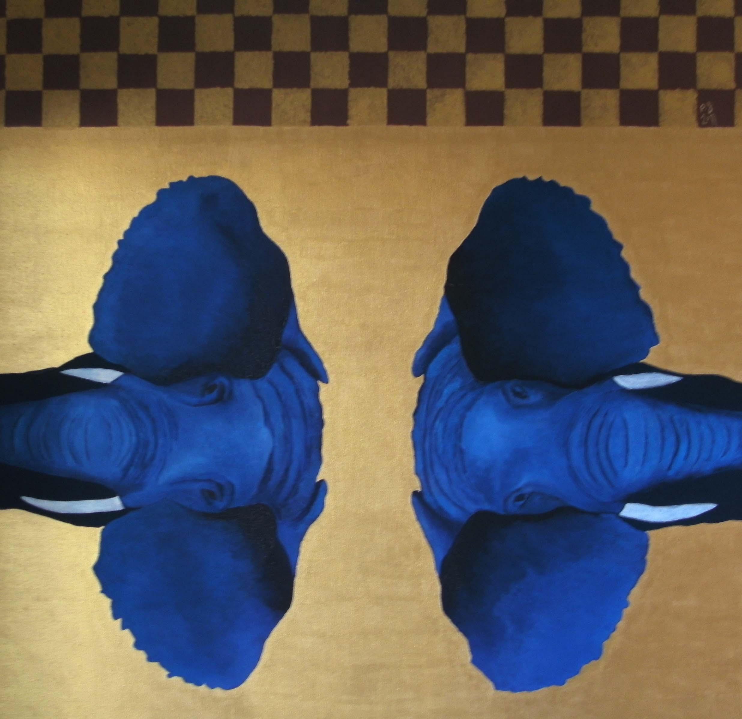"""""""Rorschach Test"""" - patrick gourgouillat - 2013"""