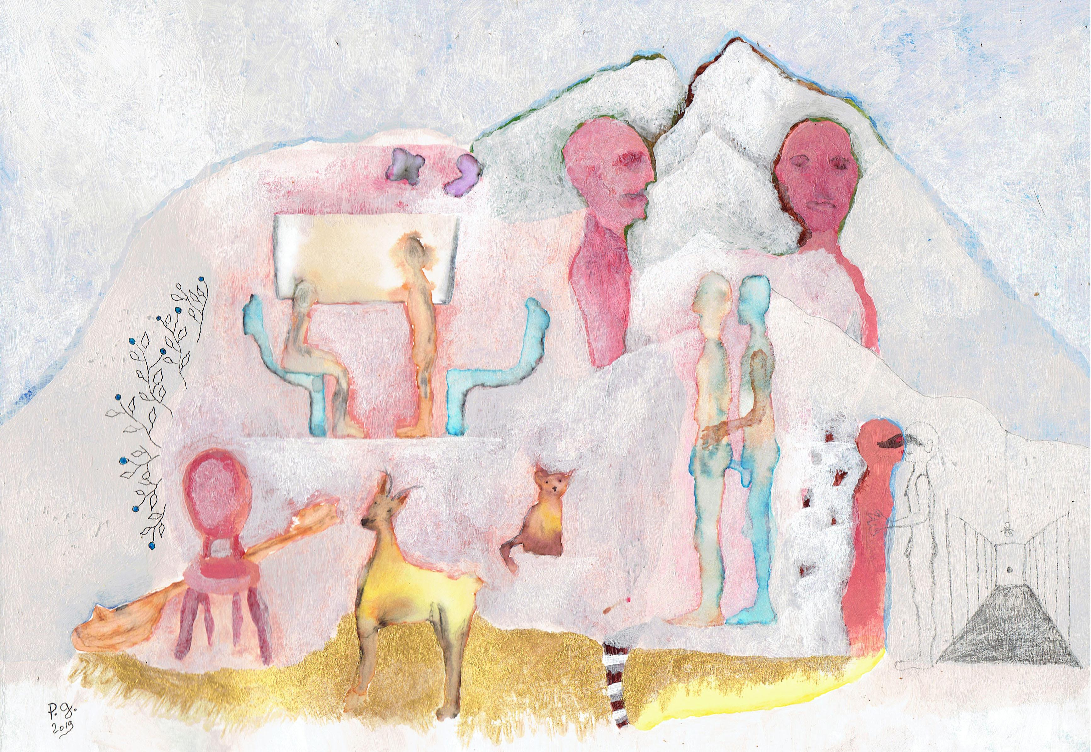 """A Pleasant Time"" - patrick gourgouillat - 2019"