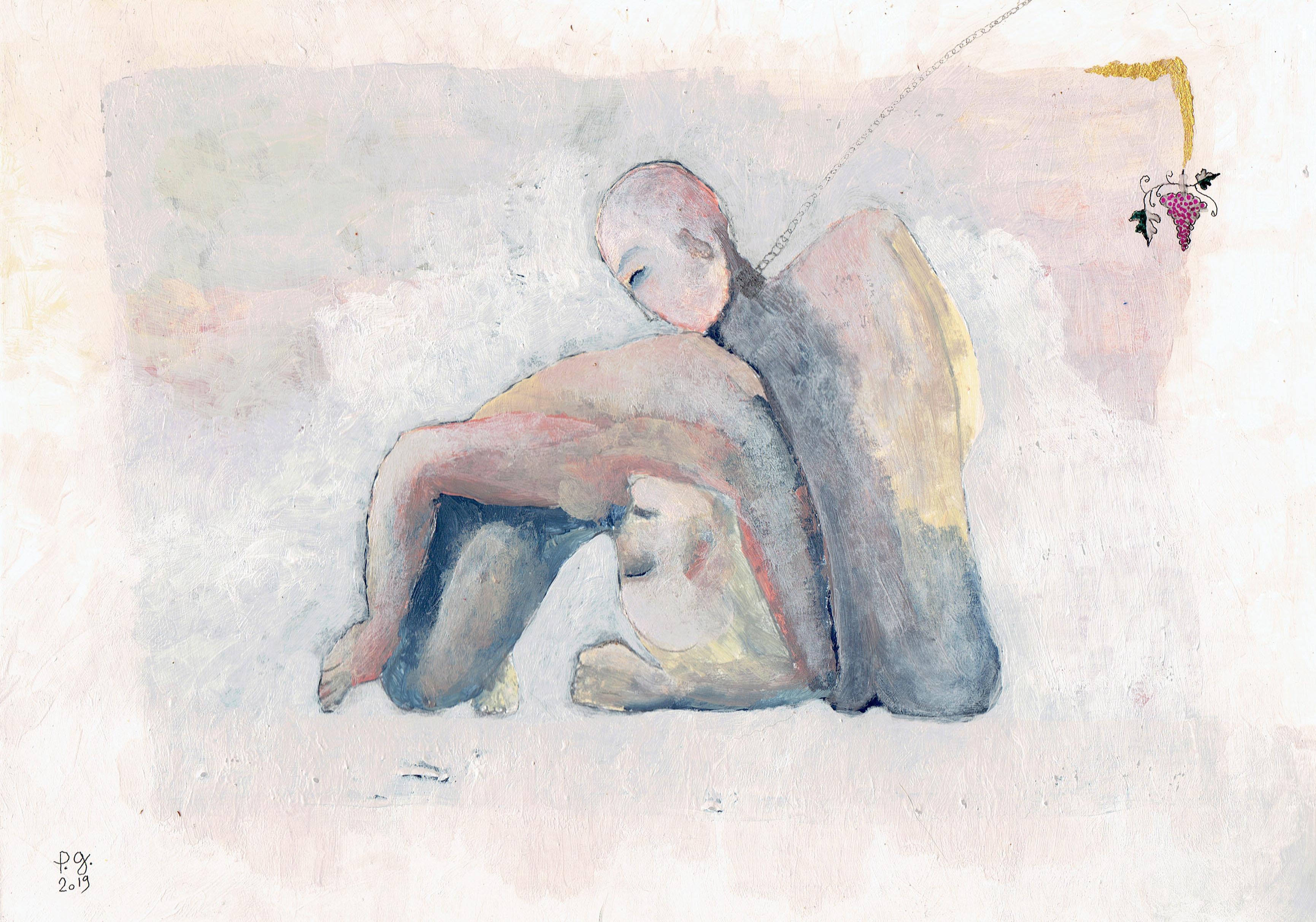 """Euphoria"" - patrick gourgouillat - 2019"