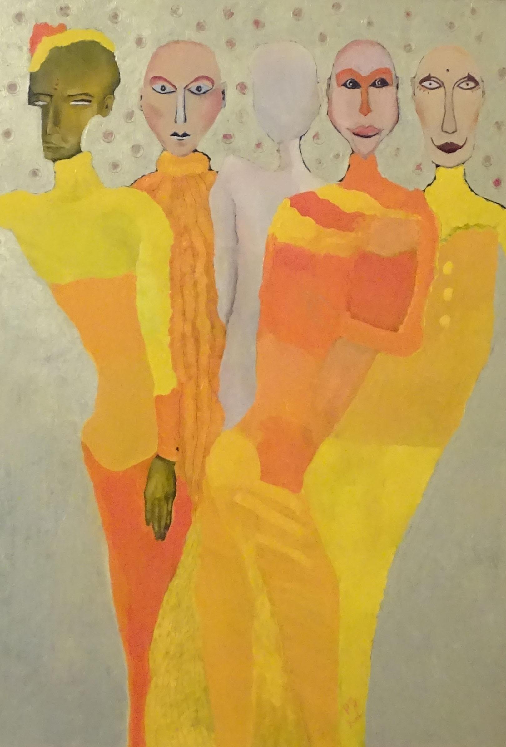 """""""Caché [Viva La Vida]"""" - patrick gourgouillat - 2004"""