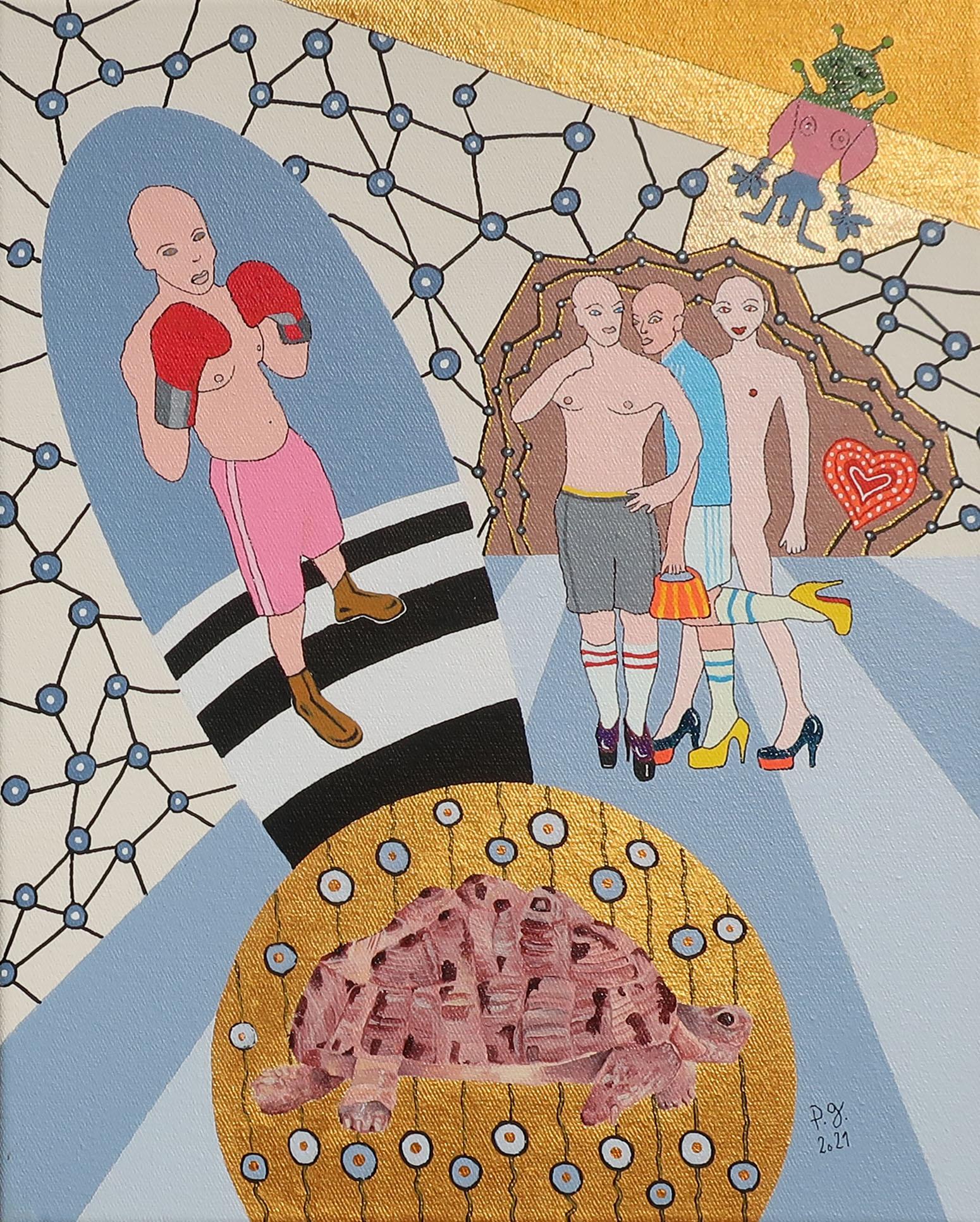 «Cadavre Exquis [Viva La Vida]» - Patrick Gourgouillat -2021